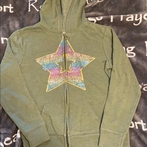 Green Justice hoodie